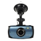 "MAIKOU 2.7"" TFT 1080P FHD CMOS 170' Wide-Angle 12MP Car DVR Camera Camcorder - Black + Grey"
