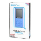 "RUIZU X02 Sports MP3 Player w/ 1.8"" TFT, Voice Recorder, FM - Blue"
