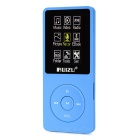 "RUIZU X02 Sport MP3 Player w / 1,8 ""TFT, Voice Recorder, FM - Blau"