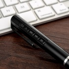 8GB Digital Voice Recording Pen w/ 3.5mm - Black + Silver
