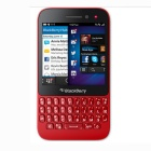Genuine Blackberry Q5 4G 8GB - Red