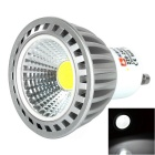 Lexing Dimmable GU10 0 ~ 4W 0 ~ 250lm COB frio branco Spotlight LED