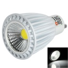 Lexing Dimmable GU10 0~8W 0-450lm COB White LED Spotlight (220~240V)