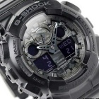 Casio G-Shock GA-100CF-8AER Men's Analog-Digital Watch-Black