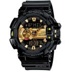 Genuine Casio G-Shock GBA-400-1A9CR Bluetooth Analog-digital Watch - Black