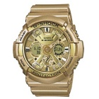 Genuine Casio G-Shock GA-200GD-9ACR Mens Watch - Light Gold