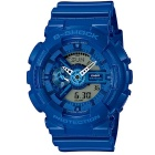 Genuine Casio G-Shock GA-110BC-2ACR Men's Analog-Digital Watch - Blue