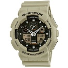 Genuine Casio G-Shock Desert Beige Series GA-100SD-8ACR Watch - Sand Beige