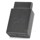CAFU Bluetooth OBDII Car Vehicle Code Reader Scanner Tester Diagnostic Tool - Black