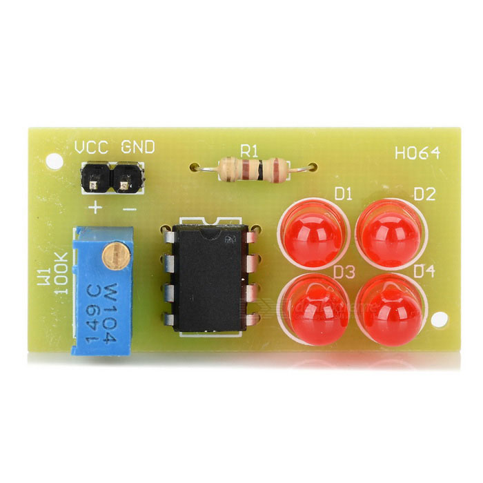 4-Pin LED Breathing Lamp Module for Arduino