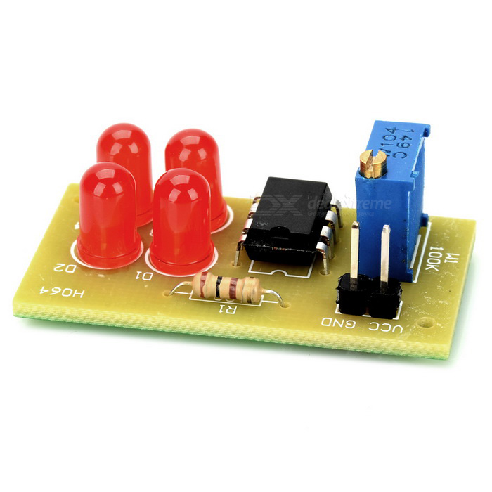 Pin led breathing lamp module for arduino free