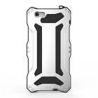 R-JUST Aluminum Alloy Underwater Photography Full Body Case for IPHONE 6 PLUS - Black + Silver
