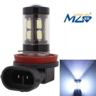 MZ H8 7.5W LED Auto Nebelscheinwerfer White Light 5630-15 SMD 525lm 6500K (12 ~ 24V)