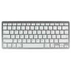 ENKAY Wireless Bluetooth 78-Key Keyboard for Android IOS Windows Tablets / Cellphones - White