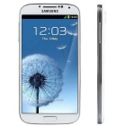 "Samsung Galaxy S4 i9500 Android 4.2 WCDMA 3G Phone w / 5,0 ""IPS, 13MP, 2GB RAM, 16 GB ROM - White"
