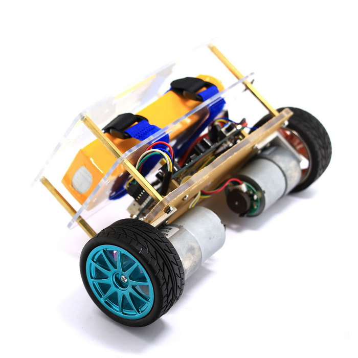 Diy controller board self balancing robot kit for arduino