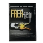 Freaky por gregory wilson close-up mágica truque chaves prop - multicolor