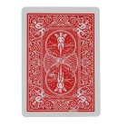 Metamorphose Magic Trick Playing Card Prop - Red + White