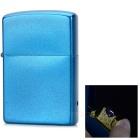 MaiKou Matte Surface USB Rechargeable Arc Electronic Lighter - Blue