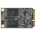 mSATA 16GB SATA2 SSD w / pci-e, eSATA for digitale produkter - svart