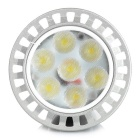 LeXing Lighting GU10 8W Dimmable 420lm 7-SMD 2835 Foco branco frio