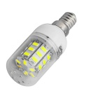 JIAWEN E14 6W LED Corn Light Cold White 600lm 30-5730 SMD (5PCS)