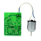 NE555 DC PWM Speed Control Module - Green + Gray