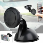 Universal XWJ-1505 Magnetic 360 Rotary Mobile Phone Mount Holder  Black