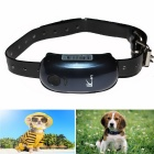 LK100 Mini Pets Waterproof GSM GPS Anti-lost Tracker Tracking Locator - Blue + Black