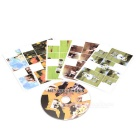Amazing Magic Photos w/ Teaching CD - White + Black + Multicolor