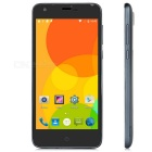 "SISWOO I7 Octa-Core-Android 5,0 6752 1,7 GHz 4G Smart-Phone w / 5,0 ""IPS, 2GB RAM, 16 GB ROM - Grau"