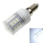 E14 6W LED Corn Light White 6500K 600lm 24-5630 SMD (AC 220~240V)