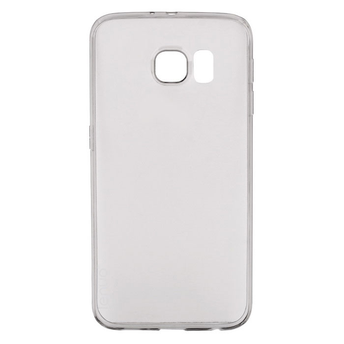 Lenuo Ultrathin TPU Back Case for Samsung Galaxy S6 - Translucent Grey