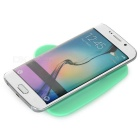 REWIGL CTG-A3 Qi Wireless Charger for Samsung S6 + More - Blue-Green