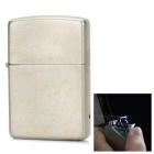 MaiKou Matte Surface USB Rechargeable Arc Electronic Lighter - Silver
