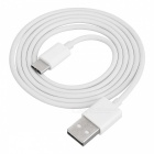 USB 3.1 Type C Cable for APPLE Laptops - White + Champagne (102cm)