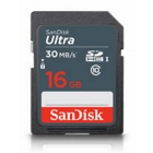 SanDisk SDSDL-016G 16GB Ultra SD (SDHC) Card Class10 UHS-I - 30MB/s