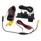 EC-LSH1078 Car 0.4MP Rearview Camera for Volkswagen - Black