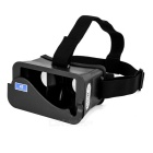 "Universal Private Cinema Virtual Reality 3D-Brille für 4,7 ~ 5,5 ""Mobile Phones - Schwarz"