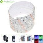 5M 75W Waterproof RGB 300-LED Light Strip w/ 24-Key Remote (US Plugs)