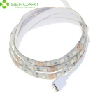 5M 75W Waterproof LED Light Strip RGB 300-SMD w/ Remote / EU Adapter