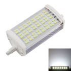 R7S 15W Lampe LED Lumière froide blanche 6500K 1200lm 48-SMD 5730 - Argent (AC 85 ~ 265V)