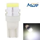MZ T10 5W White Light 6500K 300lm COB LED Car Clearance Lamp (12V)