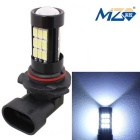 MZ 9006 14.5W LED Auto Nebelscheinwerfer Foglight White Light 6500K 1015lm 29-SMD 5630 - Schwarz (12 ~ 24V)