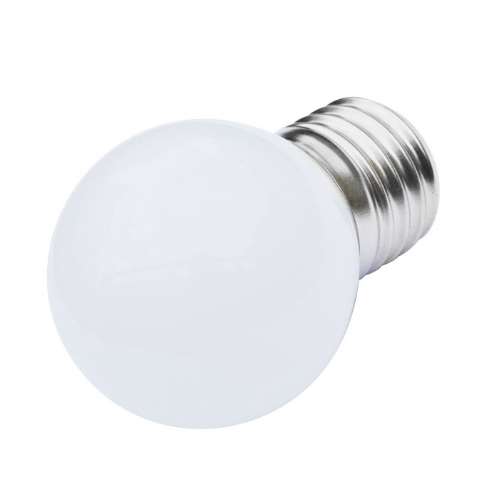 JIAWEN E27 2.8W LED Globe Bulb Warm White 3200K 300lm SMD 3528 - WhiteE27<br>Form  ColorWhiteColor BINWarm WhiteMaterialGlassQuantity1 DX.PCM.Model.AttributeModel.UnitPowerOthers,2.8WRated VoltageOthers,AC 110~220 DX.PCM.Model.AttributeModel.UnitConnector TypeE27Emitter Type3528 SMD LEDTotal Emitters4Theoretical Lumens240~300 DX.PCM.Model.AttributeModel.UnitActual Lumens240~300 DX.PCM.Model.AttributeModel.UnitColor Temperature12000K,Others,3000~3200KDimmableNoBeam Angle360 DX.PCM.Model.AttributeModel.UnitPacking List1 x LED bulb<br>