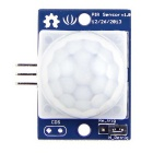 Seeedstudio Large Lens Version PIR Motion Sensor Module - Blue