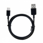 CY U3-312-BK USB-C 3.1 Type C Cable for Nokia N1 Tablet - Black (80cm)