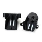 Replacement Quadcopter Motor Case Cover Parts for H16 - Black (2PCS)
