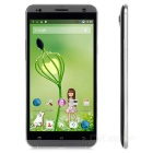 X-BO V10 Dual-core Android 4.4.2 WCDMA Bar Phone w/ 5.5