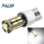 MZ T10 3.6W Canbus Car Clearance Lamp White Light 540lm 18-SMD 4014